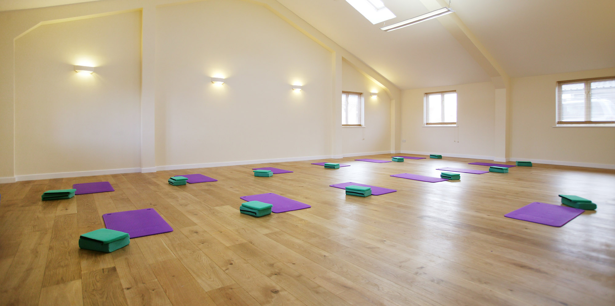 Studio 1 for hire New Body Barn Devizes
