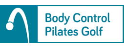 Pilates for golf logo