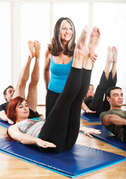 Supervised Training at Body Control Pilates